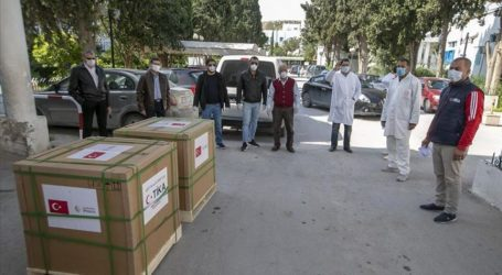 Turkey Distributes Ramadan Packages for Refugees in Tunisia