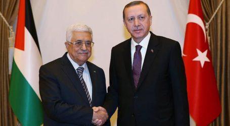 Turkey Reaffirm to Support Palestine in All Fields