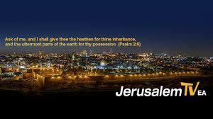 Palestine and Arab States Demand Israel Allow Jerusalem TV