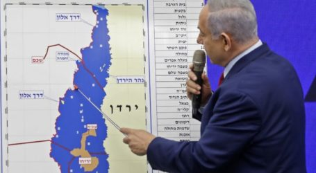 Vatican Worried about Israel's Annexation Plan in West Bank