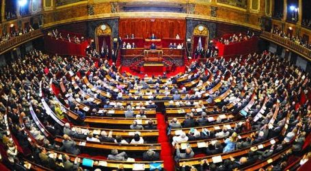As 120 Franch Parliamentarians Urge President Macron to Recognize Palestinian State