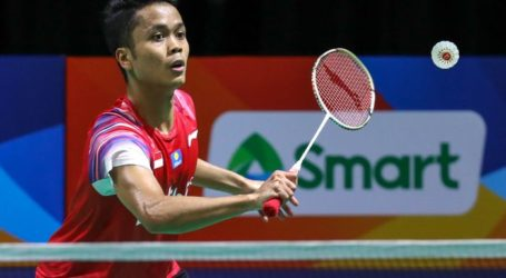 Two Indonesian Men's Singles Badminton Qualified for Tokyo Olympics