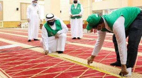 More than 1.500 Mosques in Mecca Reopened Sunday