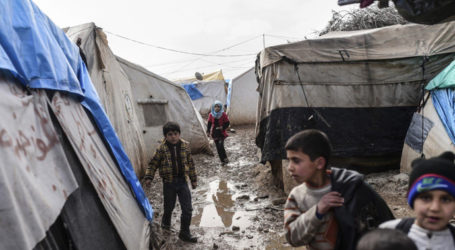 French Repatriates 10 Children from Syrian Camps