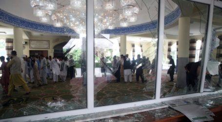 Blast in Kabul Mosque Kills Four People