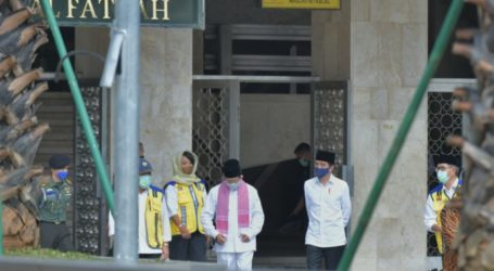Indonesian Istiqlal Mosque to Reopen on July