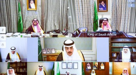 Cabinet Reiterates Saudi Arabia's Rejection of Israeli Annexation Plans