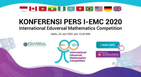Students over the World Invited on International Eduversal Mathematics Competition Online