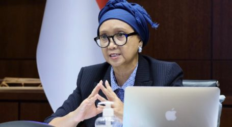 Minister Retno: Three Reasons Why International Community Should Reject Israel's Annexation Plan