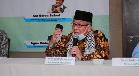 Imaam Yakhsyallah: We Have to Work More Seriously to Free Al-Aqsa