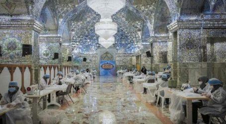 Iran Still to Open Mosques Despite High Covid-19 Cases