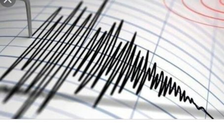 M 5.3 Earthquake Hit Japan on Monday