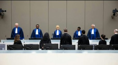ICC: Palestinian Decision Terminates with Israeli Agreement, Not Affecting Jurisdiction of the Court