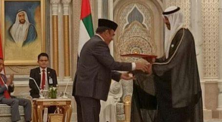 Indonesia-UAE Follow Up on Religious Cooperation