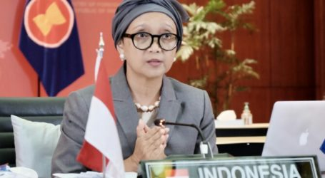 Indonesia Encourages ASEAN-Russia Collaboration to Ease Access to Covid-19 Vaccine