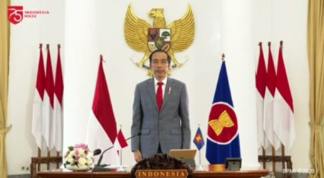 Jokowi Calls for Regional Economic Recovery at 36th ASEAN Summit