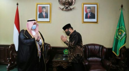 Saudi Appreciates Indonesia As the First Country Supports Its Hajj Policy