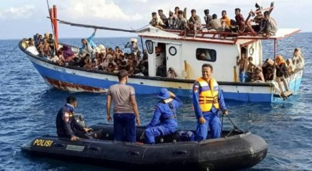 Assist Rohingya Refugees, Commander Laot Seunuddon: Because They Are Servants of Allah