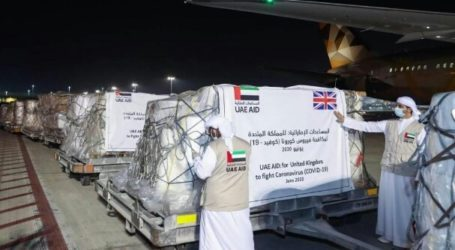 UAE Assist 1,000 Tonnes of COVID-19 Aid and PPE to 1 Million Medical Professionals Worldwide