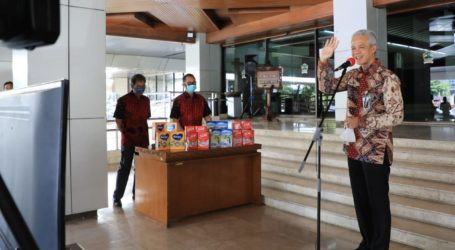 Danone SN Indonesia Supports Central Java Government to Prevent Stunting During COVID-19 Pandemic