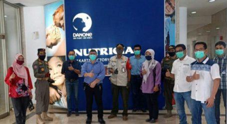 Local COVID-19 Taskforce Appreciates Danone SN Indonesia Factories