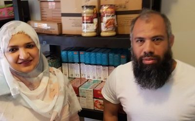 A Muslim Couple in Canada Success With Halal Food Business