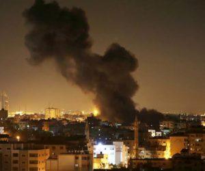 Israelis Attack Gaza Targets Palestinian Resistance Groups