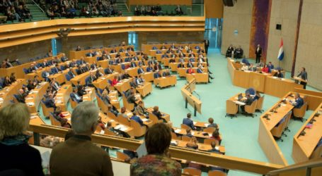 Dutch Parliament Votes to Impose Sanctions on Israel If Annex West Bank