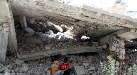 OCHA: Israel Displaces Palestinians in Two Weeks