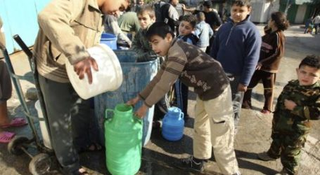 Annexation Causes Palestinians to Lose Water Source
