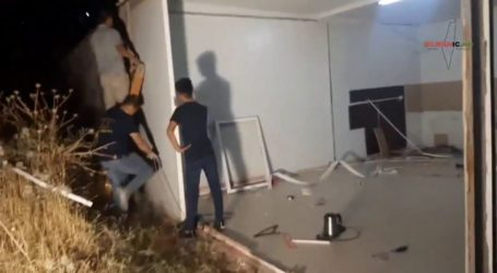 Israel Forces Palestinian to Destroy Own House