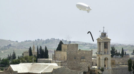 Turkey Launches Air Surveillance Balloon to Patrol Syria Border