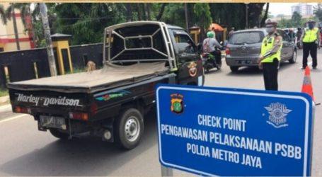 Jakarta Extends PSBB for Next 14 Days