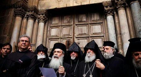 Church Leaders in Jerusalem Protest Israeli Court