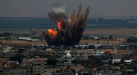Israel Forces Conducts Limited Attacks on Gaza Strip