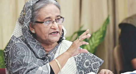 Hasina: All Countries Must Protect Rohingya Muslims