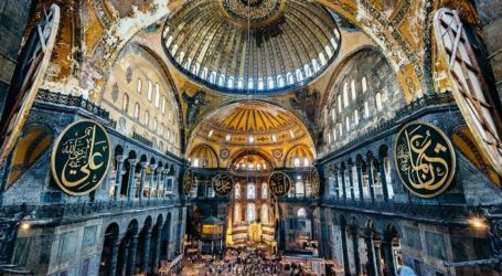 15 Days to Judge Hagia Sophia Become A Mosque or Not
