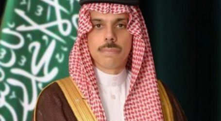 Saudi FM: There Will be No Normalize Until Israel-Palestine be Peace