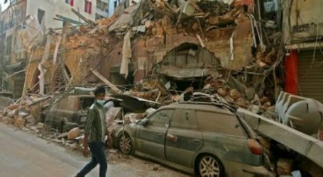 Two Palestinian Refugees Died of Explosion in Beirut