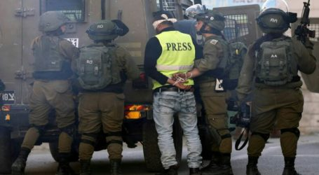 Palestinian Ministry: As 24 Israeli Violations Against Journalists During Last July