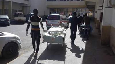 ICRC: Humanitarian Crisis in Libya Worsens