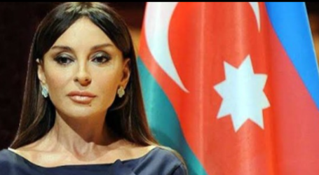 The Form of Azerbaijan's First Vice President Mehriban Aliyeva's Love for People