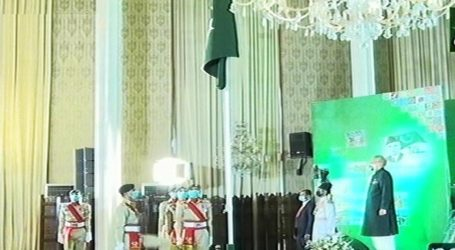 Pakistan Commemorates 74th Independence Day