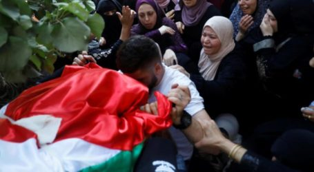 A Palestinian Mother Died After Hit by Israeli