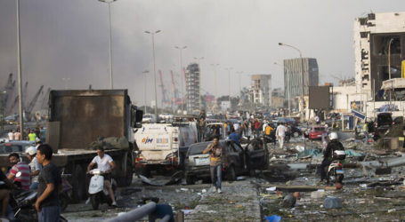Palestinian Refugees Become Victims of Beirut Explosion