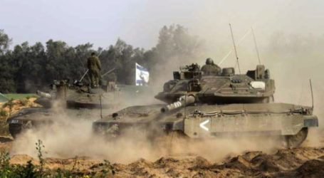 Israeli Forces Carry Out Limited Attack on Gaza