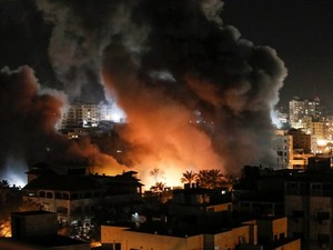 Gaza-Israel Continue to Launch Attack Each Other