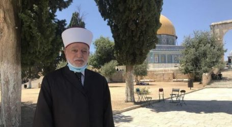 Jerusalem Mufti Welcomes Reconciliation of Palestinian Factions