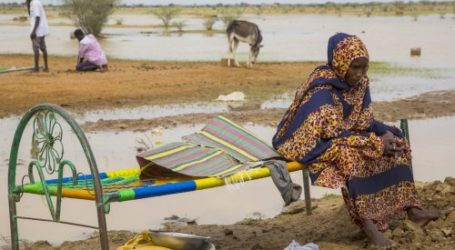 OCHA: More than Half of Million People Affected by Floods in Sudan