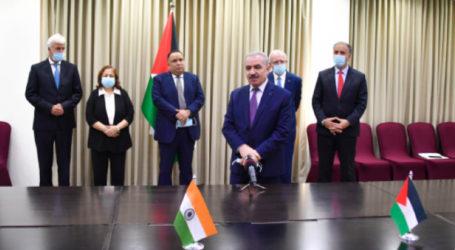 Palestine-India Sign $36 Million Grant Agreement
